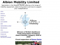 Albionmobility.co.uk