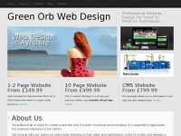 greenorbwebdesign.co.uk