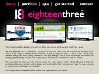 eighteenthree.com
