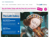 The-leith-gallery.co.uk