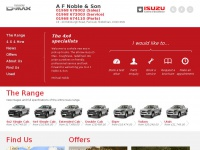 nobleisuzu.co.uk Thumbnail