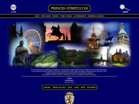 PRINCES-STREET.COM -THE DEFINITIVE GUIDE TO EDINBURGH'S PRINCES STREET AREA AND PRINCES STREET GARDENS, SHOPPING, RESTAURANTS, ACCOMMODATION, HOTELS & BUSINESSES