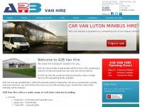 A2bvanhire.co.uk