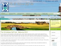 thestandrewsgolfclub.co.uk Thumbnail
