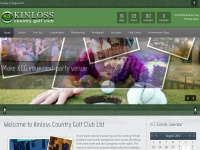 Kinloss Country Golf Club - Home