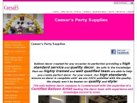 caesarsparty.co.uk Thumbnail