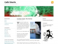 Café Shorts by Stephen Hewitt - Short Stories, New Writing, Speculative Fiction, Flash Fiction