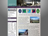 Morenish Mews self-catering accommodation near Killin, Loch Tay, in Highland Perthshire, Scotland
