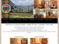 Cromaldcottages.co.uk