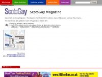 ScotsGay Magazine: Scotland's gay magazine and news