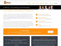 Caffmoscommunity.com - Gay Dating for Mature, Older Gay Men, Daddies, SilverDaddies & Older Gay Bears