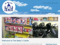 thebabyscastle.co.uk