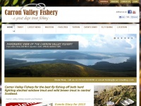 Carron Valley Fishery : A Great Days Trout Fishing in Central Scotland