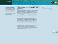foaf-project.org