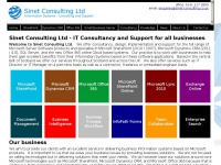 sinet-consulting.co.uk