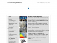callidusdesign.co.uk Thumbnail