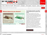 No-tar-sands.org