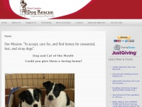 Threecountiesdogrescue.org