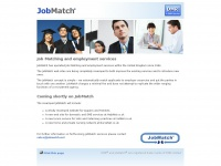 Jobmatch.net - JobMatch, automatically matches applicants to employer vacancies