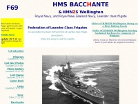 Hmsbacchante.co.uk
