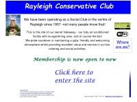 rayleighconclub.co.uk