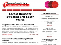 swanseasocialistparty.org.uk Thumbnail