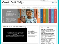 catholicsocialteaching.org.uk Thumbnail