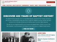 baptisthistory.org.uk Thumbnail