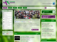 Scottish Association of Young Farmers Club | Home