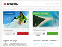 Crystal Summer Holidays & Crystal Ski Holidays  | Crystal Holidays
