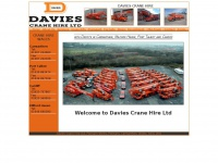 daviescranehire.co.uk