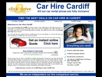 carhirecardiffuk.co.uk Thumbnail