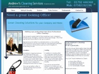 andrewscleaningservices.co.uk