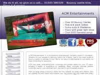 acmentertainments.co.uk