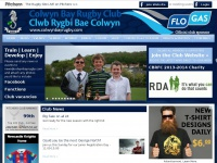 colwynbayrugby.co.uk Thumbnail