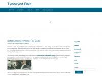 Tynewydd-bala.co.uk