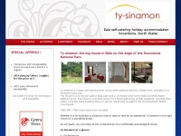 Ty-sinamon.co.uk
