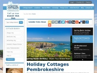 coastalcottages.co.uk Thumbnail