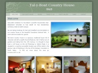 tal-y-bontcountryhouse.co.uk