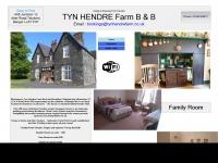 Tynhendrefarm.co.uk