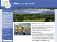 caernarfongolfclub.co.uk Thumbnail