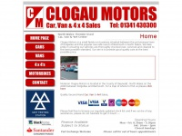 Clogaumotors.co.uk