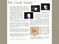 Crookfamily.co.uk