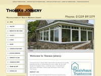 thomasjoinery.co.uk Thumbnail