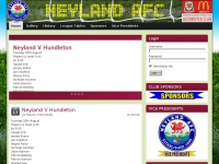 Neylandafc.co.uk