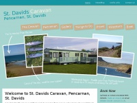 St-davids-caravan.co.uk