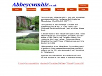 Abbeycwmhir.co.uk