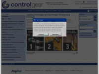 Control-gear-catalogue.co.uk