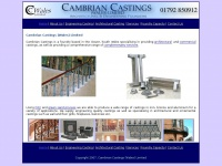 cambriancastings.co.uk Thumbnail