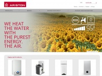 Water Heaters - Condensing Boilers - Ariston Thermo